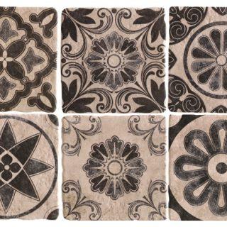 Decortegel 20x20 cm Baltimore Dekor