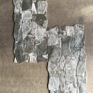 Brick tegel 33x65 cm H85