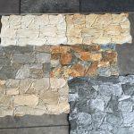 Brick en steenstriptegels