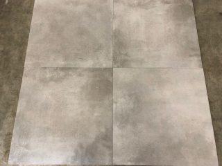 Vloertegel betonlook grijs DC 19