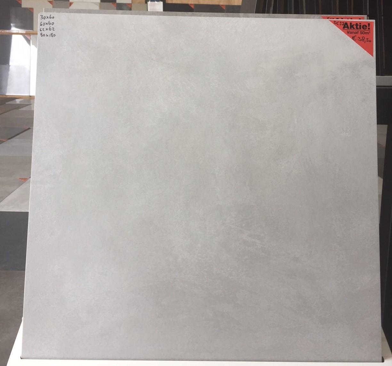 Vloertegels 80x80 Grijs.Vloertegels 80x80 Cm White Grijs Dc 57