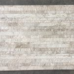 Wandtegel 33x65 cm Beige