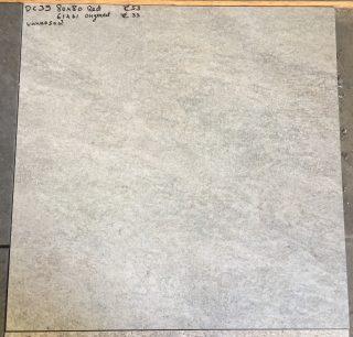 Keramische terrastegel 80x80cm light grey DC 39