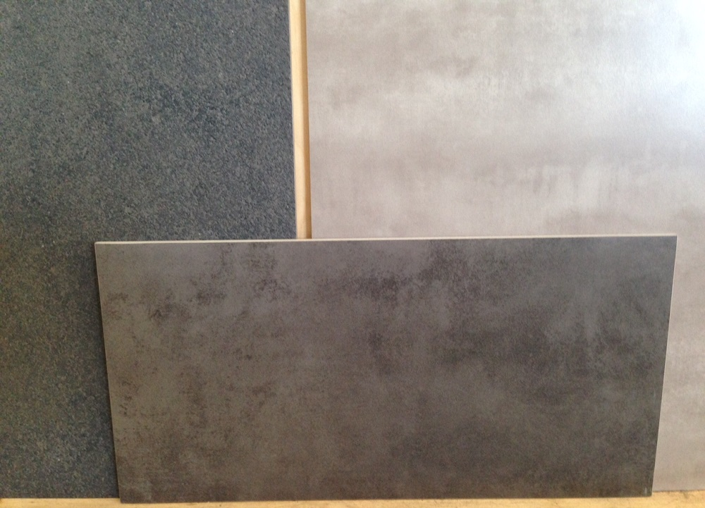 Vloertegel 30x60 cm cementi graphite - Vloertegel cement ...