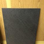 vloertegel 47x70 cm Black A15