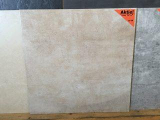 vloertegel 60x60 cm beige H55