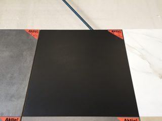 vloertegels 60x60 cm mat zwart