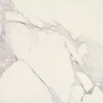 Hoogglans vloertegels 80×80 cm Marmerlook wit A77